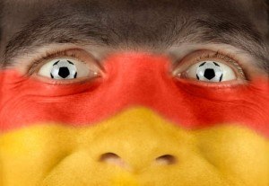 German Fan / Deutschland Fan