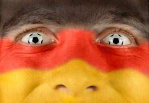 German Fan / Deutschland Fan