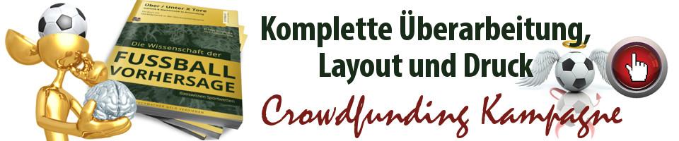 Crowdfunding Kampagne Kursbuch